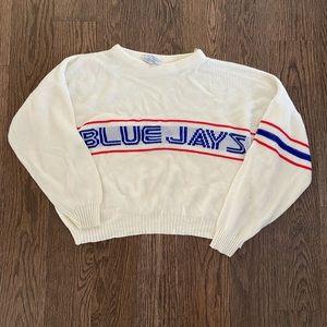 Vintage Toronto Blue Jays Sweater